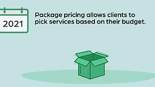 New Service Description