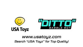 """""""Ditto"""" promo video endplate for Kaliber Global"""