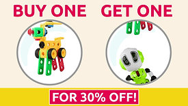 BOGO Sale Advertisement for USA Toyz
