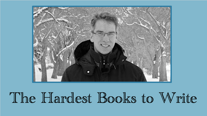 Arthur Slade       Why are some books so much harder to write?