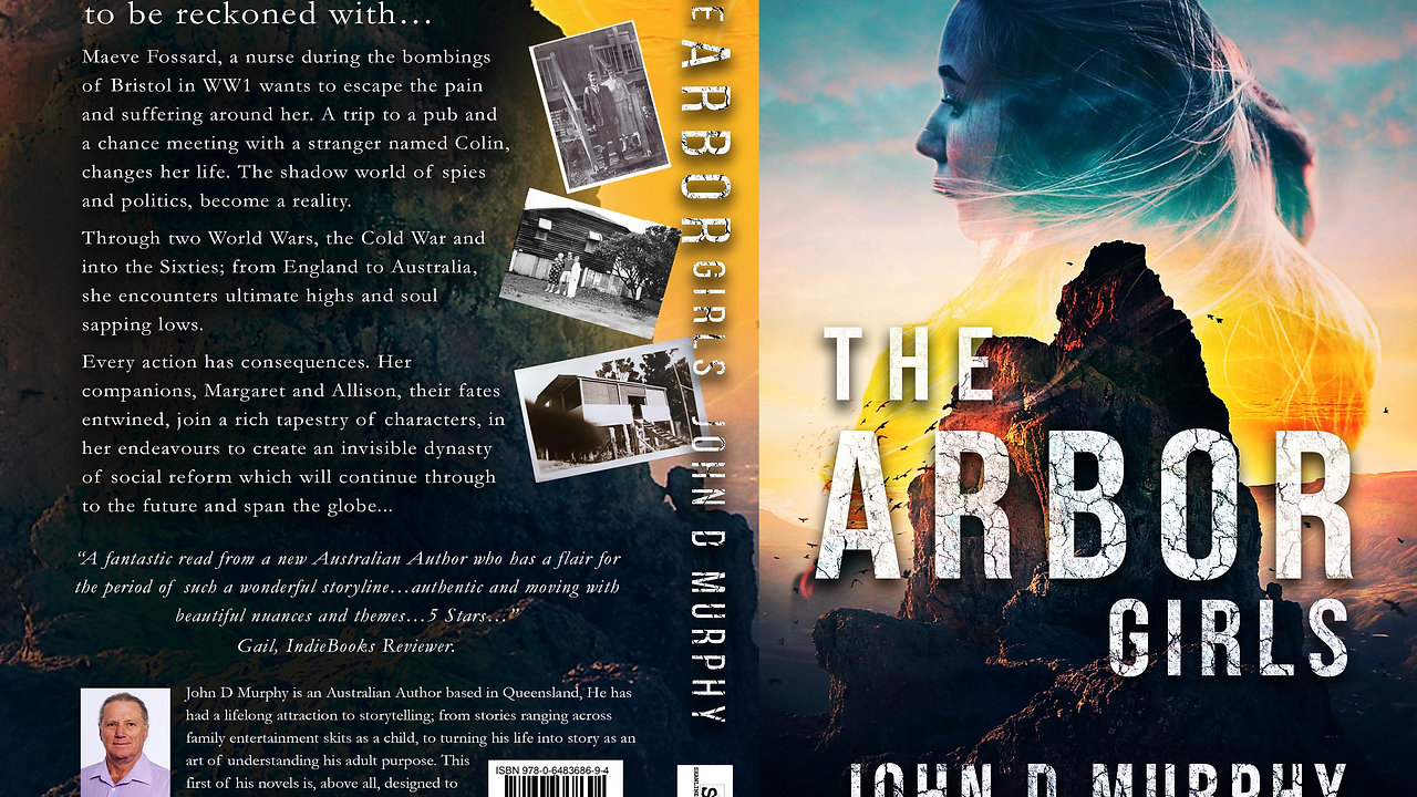 The Arbor Girls New Novel by JD Murphy