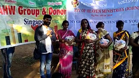 AHW Donation for the Poor