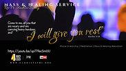 Mass & Healing Adoration Service