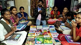 Books & Food Donation - AHW