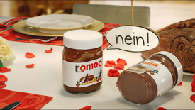 Nutella Names | Stop Motion Masthead