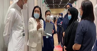 Filipino Nurses and Volunteers Help in UAE's Search for Vaccine to Fight COVID-19