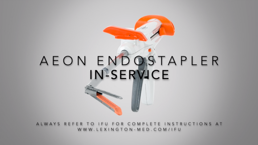 AEON In-Service