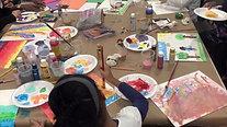 Black art history workshop