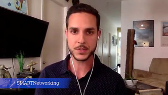 Andrew Serfaty, Project Manager, Klik, discusses networking technology for upcoming Connex events