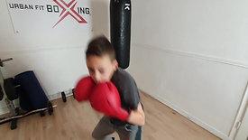 entrainement boxe evan