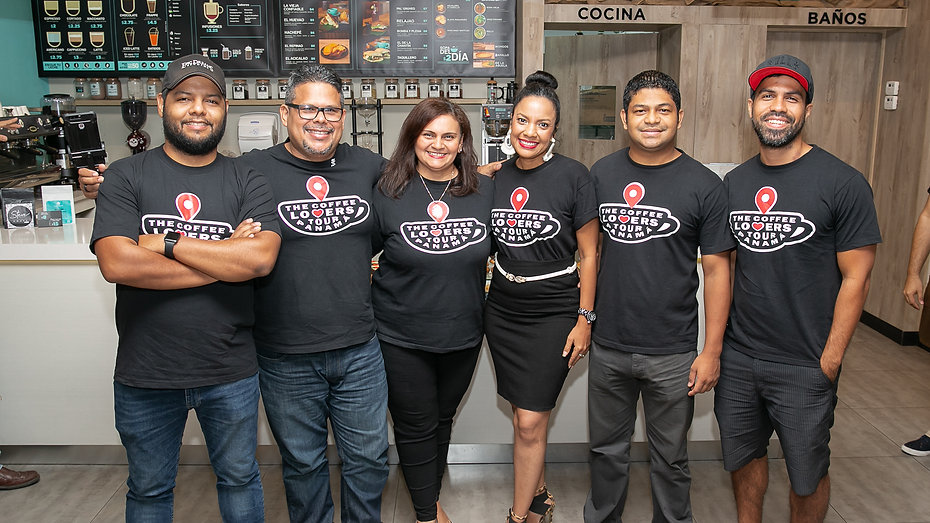 The Coffee Lovers Tour Panamá