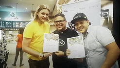 Clausura del Coffee Lovers Tour Panamá
