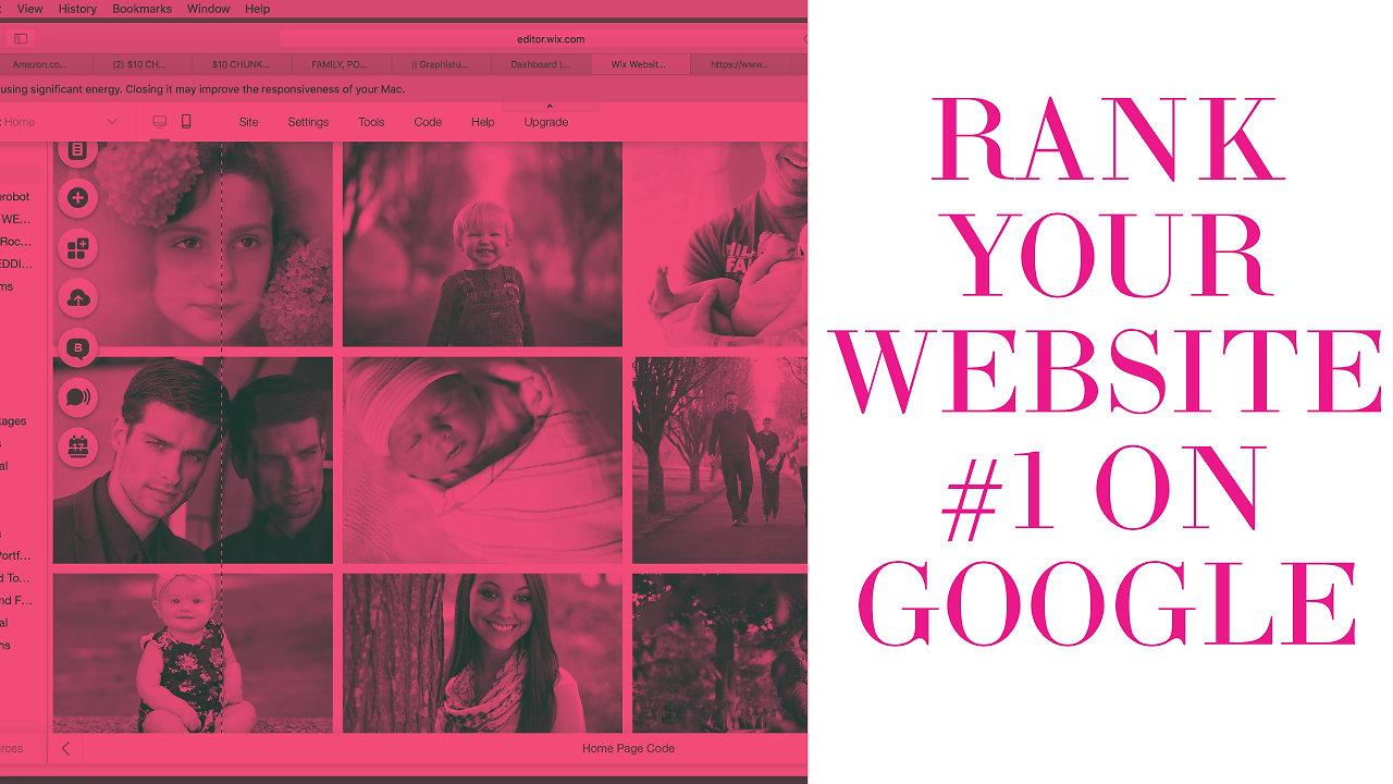 RANKING ON GOOGLE | SEO