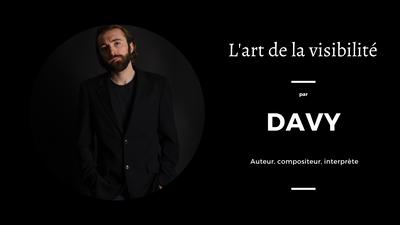 EXPERT DAVID DAVY JOUBERT : L'art de la visibilité