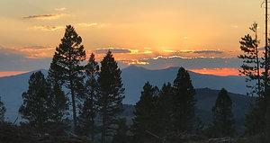 Yellowstone Sky