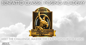 The Classic Posing Academy | PPM Training Academy | Francis Benfatto + Andrew Oye