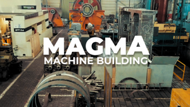 WE ARE MAGMA - Machine Building
