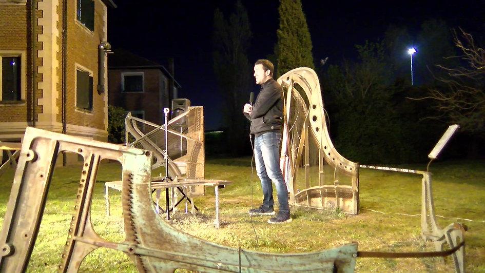 Breve Documental sobre Aguaforte