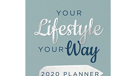 Your Lifestyle Your Way 2020 Planner