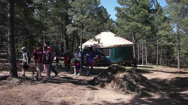 Mountain Friends Camp At Collins Lake Ranch