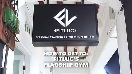 Getting to FITLUC Gym