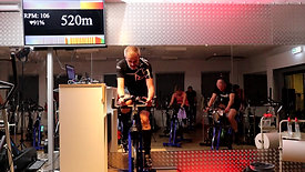Indoor cycling Niklas 60 min