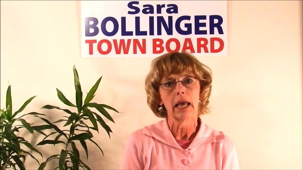 Sara Bollinger Campaign