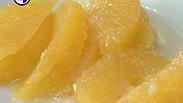 Сэндвич с апельсином и тунцом