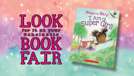 "Lileina Joy: ""PRINCESS TRULY: I Am a Super Girl!"" Official Book Trailer"