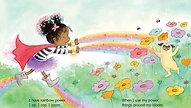 """Lileina Joy: """"PRINCESS TRULY: I Am a Super Girl!"""" Official Book Trailer"""