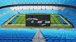 Lileina Joy: NFL Carolina Panthers Kids Club 2018