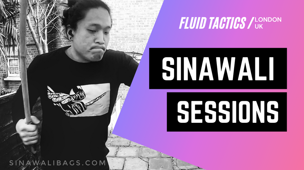 Sinawali Sessions in London | Kali Tutorial with FluidTactics