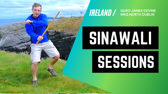 Espada y Daga KALI Tutorial | Sinawali Sessions in Ireland
