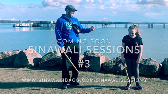 Coming Soon - Sinawali Sessions #3