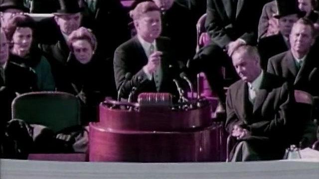 Comcast Newsmakers JFK 50 Clip