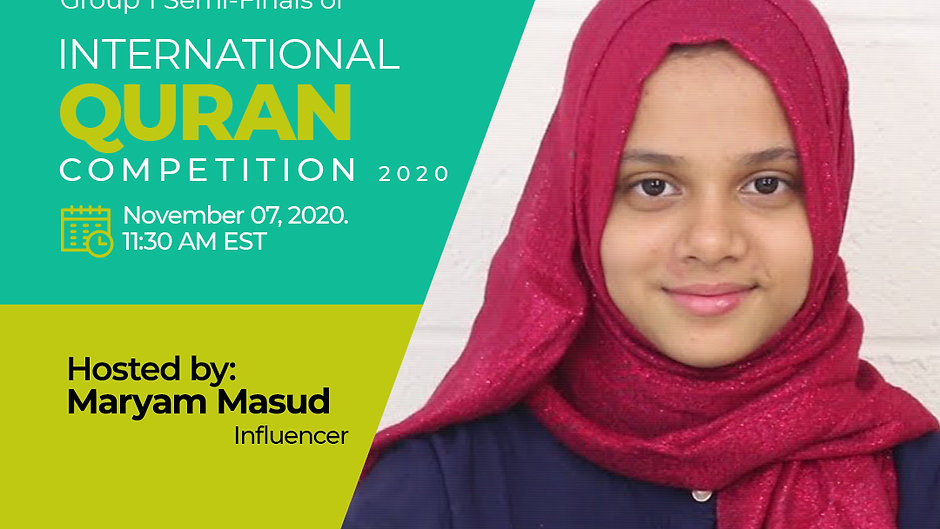 International Qur'an Competition Videos