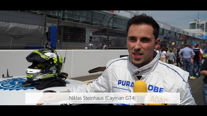 24h Rennen 2018 Nürburgring Team CARE FOR CLIMATE