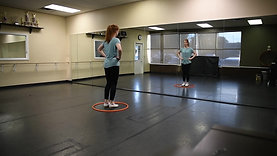 You Should Be Dancing + Hula Hoop