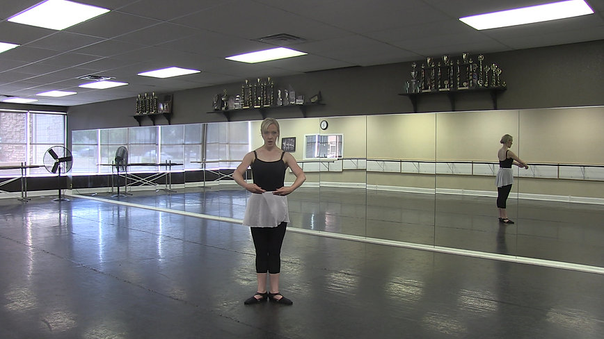 June - Top Hats & Tiaras  - Ballet/Jazz (Level 2)
