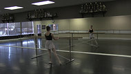 Frappe - Exercise #4 (facing barre)