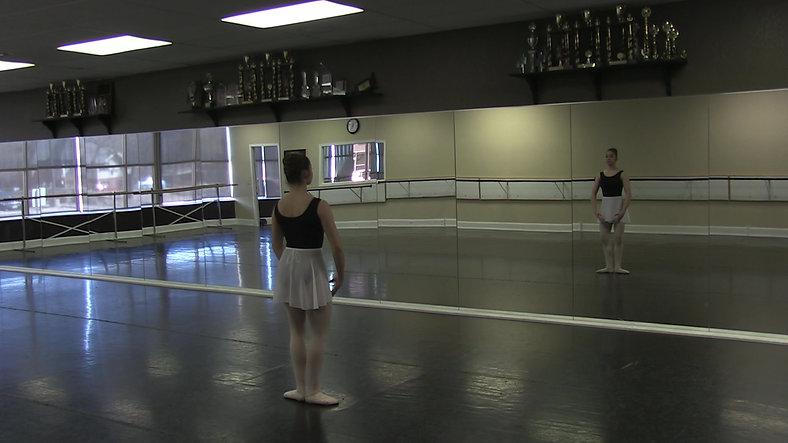 Echappe (Centre) - Ballet 2
