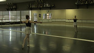 Tendu #1 - Exercise #4 (Centre)