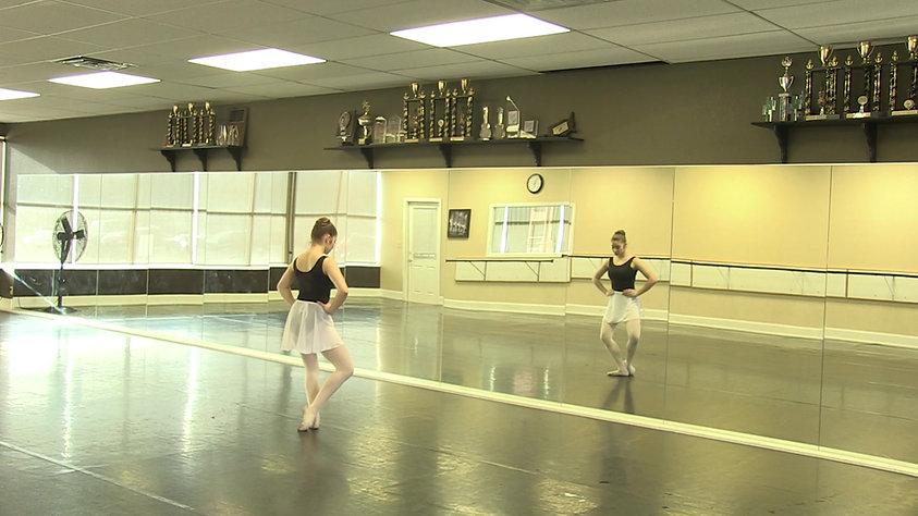 Ballet  1 - Reverence