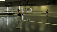 Tendu #1 - Exercise #5 (Centre)