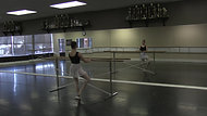 Frappe - Exercise #2 (facing barre)