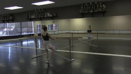 Frappe - Exercise #1 (facing barre)