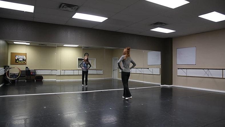 Tendu #2 (Barre) - Ballet 2