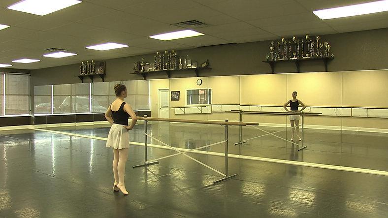 Ballet 1 - Plie