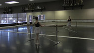 Jete #1 - Exercise #1 (facing barre)