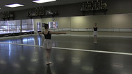 Jete #1 - Exercise #3 (Centre)